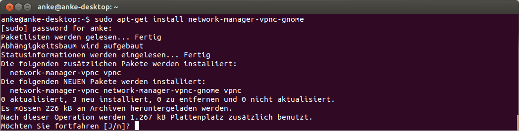 vpnc-install